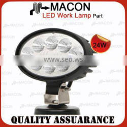truck boat off road tractor led working lights IP68 10w 18w 27w 40w 48w 60w 96w 185w led work light