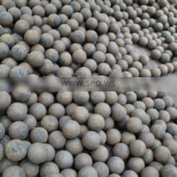 Diamater 2 inch customized iron cast steel balls