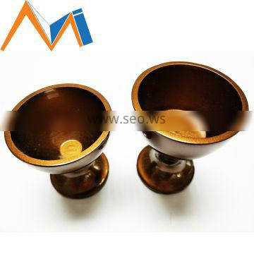 High Quality Crafts Cup by Aluminum Alloy Die Casting