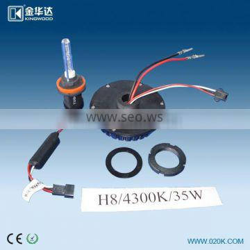 Auto Lighting all in one high quality kit xenon conversion kit h7 35w /55w 4300k alibaba express led light bulb for all car
