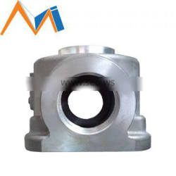 China Supplier Foundry High Pressure Aluminum Alloy Gravity Casting