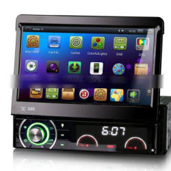 10.2 Inch Quad Core ROM 2G Android Car Radio For Mercedes Benz A-class