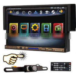 2 Din Free Map 3g Android Car Radio For VW Skoda