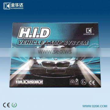 100% factory super slim HID kit with 5000-hours life