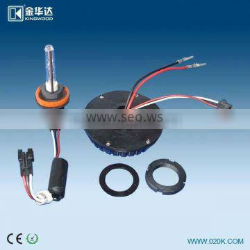Angel Eye Bi-xenon projector lens headlihgt for Shanghai GM Buick,car angel eye projector headlights for Shanghai GM Buick,dev