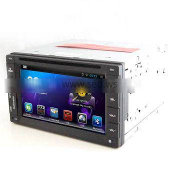 16G Free Map Touch Screen Car Radio 8 Inches For Toyota RAV4