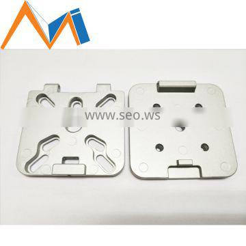 China Manufacturer Custom Spare Parts as Drawing Aluminum Alloy Die Casting