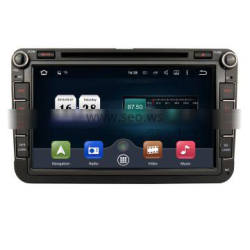 Audi A3 Multi-language ROM 2G Bluetooth Car Radio 1024*600
