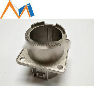 New Hardware Alloy Die-Casting CNC Machinery Parts