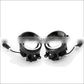 New amazing LED fog car lights for Peugeot 308 (12-15) with dual lens best price and high quality, high range looking