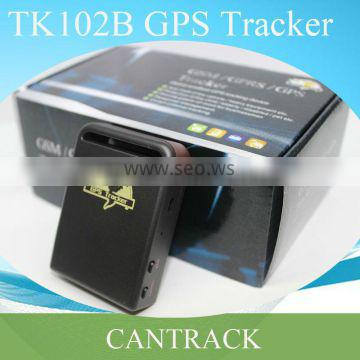 GPS Tracker for Kids/Old People with SOS alarm