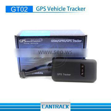 100% cheapest real time gps tracking Car gps tracker GT02
