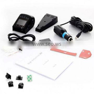 A118C Capacitor Version HD 1080P Black Box Car Dash Camera Video Recorder with 170 Super Wide Angle 6G Lens