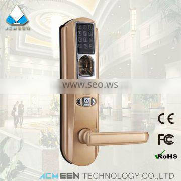 USA popular electronic biometric fingerprint lock