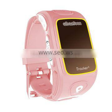 Top selling product kids gps voice recorder bracelet phone watch