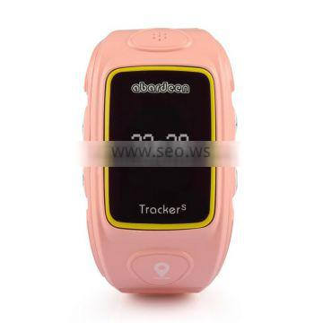 GPS Tracking Bracelet with Precise Location and Positioning for Children