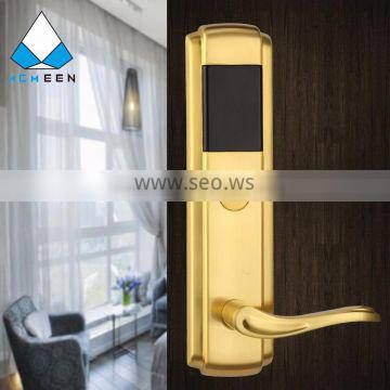 hotel door lock with T5557 card