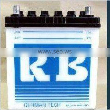 High Quality 32 AH Dry Charged Auto Car Battery