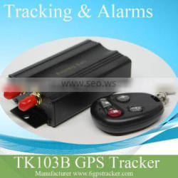 Manufacturer directly sell GPS Tracker for car with Free Tracking System TK103B GT06