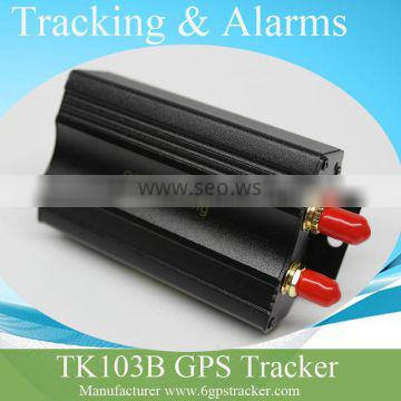TK108B gsm tracker GPS vehicle tracking systems