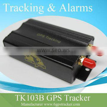 Hot Real-time GSM/gps Vehicle GPS Car Tracker Track TK108B with Remote Control