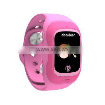 china abardeen KT04 child smart watches gps tracker device for kids