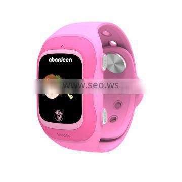 gps tracking device bracelet watch for kids with gps tracking system
