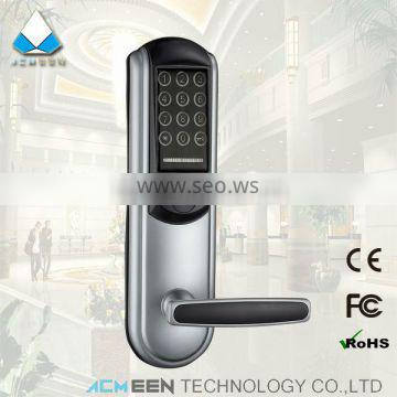 digital door lock with touch code for home