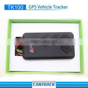 Real time tracking History Trace Replay 2 Way calling Car GPS Tracker GT06