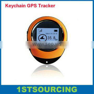Keychain gps locator , personal keychain gps tracker use for children,pets and elder