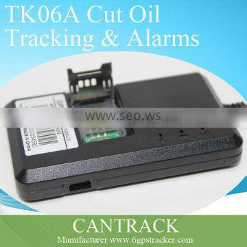 Gps tracking device with engine disable gps tracker tk06