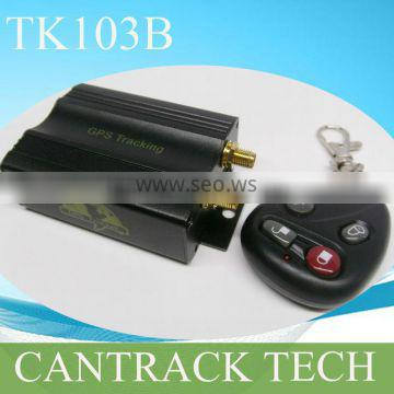 smart gps vehicle tracker TK103B cut oil