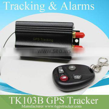 Tracking systems TK108B real time tracking device overspeed alarm