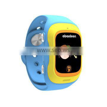 bluetooth locator anti gps tracker device bracelet watch for kids and can make friends via Bluetooth