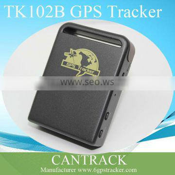Hot Sell High Quality Mini RealTime GSM/GPRS/GPS Tracker 102B