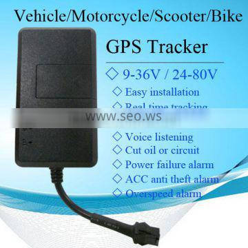 Any Car Tracking Anti-theft world smallest gps car tracker gps for car
