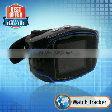 Wireless gps watch tracker gps tracking software through sms
