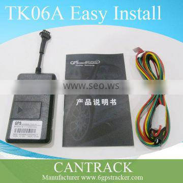 TK06A 100% Original factory cheap price GPS tracking chip car tracking system