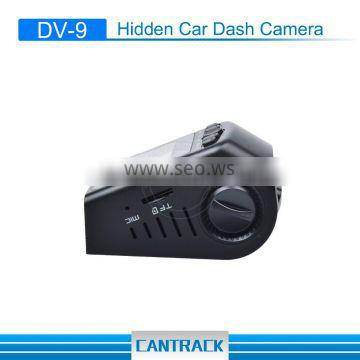 Factory outlet Car Camera DV-9 hd dvr Dashcam Full HD 1080P 30fps with G-sensor Night Vision