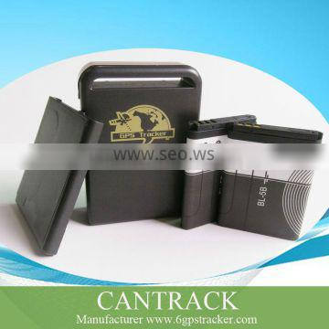 Personal motorcycle anti theft gps tracker with 12 hours standby TK102B