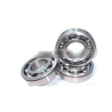 30*72*19mm One Way Clutch Deep Groove Ball Bearing Low Noise