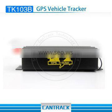 HOT MINI GPS/SMS/GPRS TRACKER TK103A VEHICLE CAR REALTIME TRACKING DEVICE SYSTEM