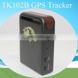 GSM/GPRS/GPS Quad Band CanTrack Real Time personal Tracker GPS TK102B Device