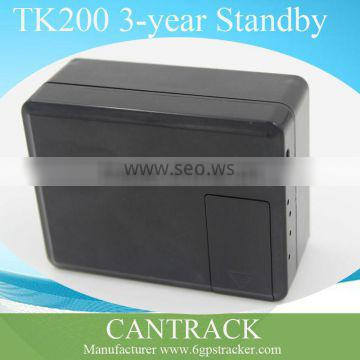 Long Standby Car GPS Tracker with Sound Triggered Callback Function/Geo-fence Alarm