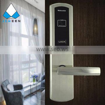 Electronic hotel Lock with RF card