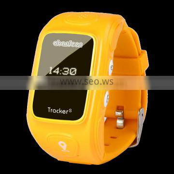 Voice messages intercommunication kids gps tracker save call charge