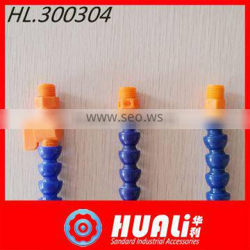 Plastic Flexible Water Oil cooling pipes