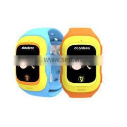 latest kids wrist watch mobile phone with gps bracelet personal tracker
