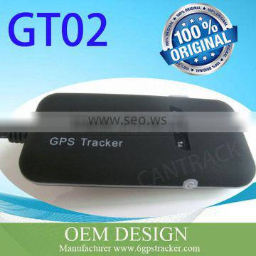 Car gps tracker manufacturer price Real time gps GT02