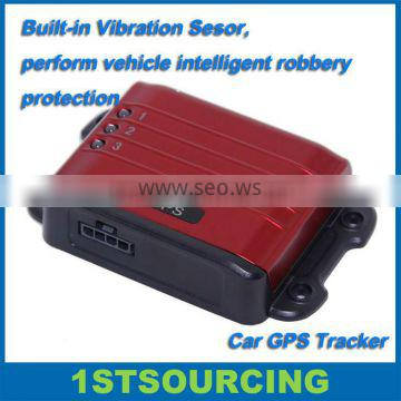 GM901 vehicle gps tracker , gps vehicle tracking device